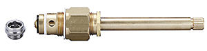 CENTRAL BRASS K-3-DT Diverter Stem Assembly W/Replaceable Seat